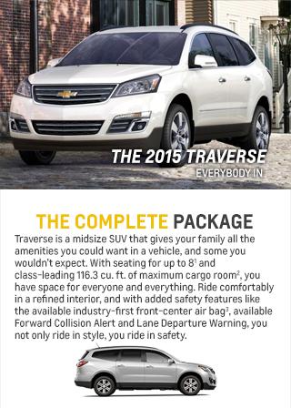 Oklahoma Chevy Dealers >> Oklahoma Chevy Team Dealers Chevrolet Traverse
